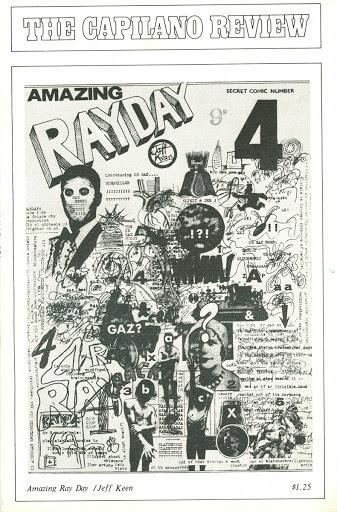 Jeff Keen, Amazing Ray Day