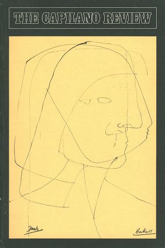 Kit Barker, Dante (Courtesy collection of Robin Blaser)