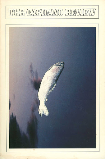 Barrie Jones, Detail, Pacific Salmon Series
