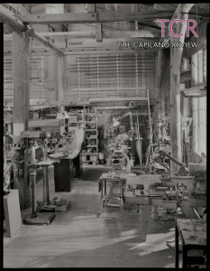 Robert Keziere, Geoffrey's Machine Room, South Side and North Side