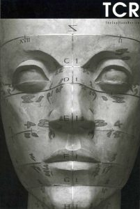 Photograph by Robert Keziere, Geoffrey Smedley, Numbered Head (detail/front view)