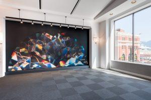 Fugazi, 2019, Installation view, SFU Teck Gallery  image credit: Blaine Campbell